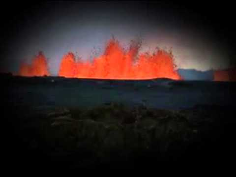 Second Largest Volcano in Iceland /  Orange Alert!