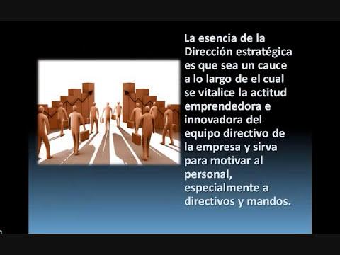 Dirección Estratégica.wmv