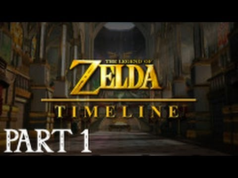 Timeline: The Legend of Zelda - Part 1