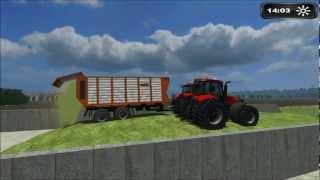 Case, Puma, 230, Landwirtschaftssimulator, 2011, LS, 11, Krone, Mais, Häckseln, Magnum, 335