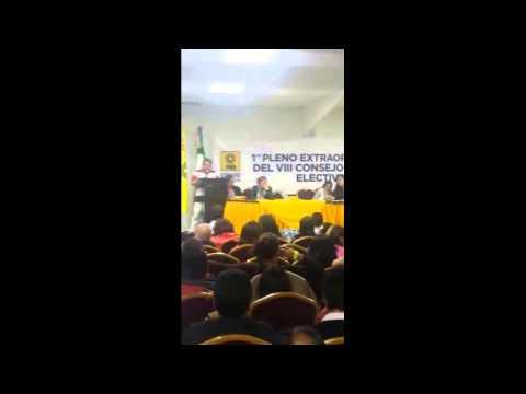 Agustín Sánchez Sobranes es candidato del PRD a la alcaldia de Coacalco