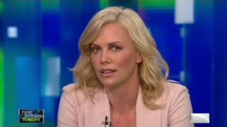 CNN Official Interview: Charlize Theron on why she won