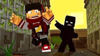 Minecraft: ELE TENTOU NOS PEGAR - ZUMBI Ep.10 ‹ EduKof Games ›