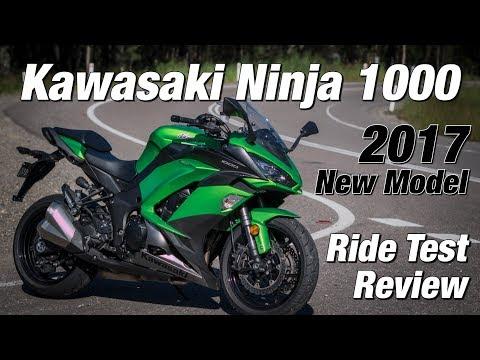Kawasaki Ninja 1000 | 2017 model road test review