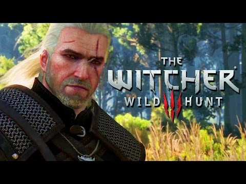 Witcher 3 - 7 Minutes of RAW PC GAMEPLAY