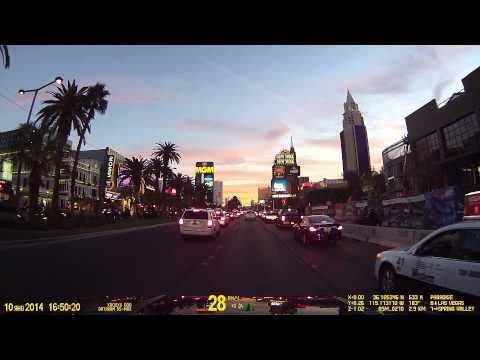 Видеорегистраторы в Америке | Автомобильный видеорегистратор DATAKAM в Лас-Вегасе