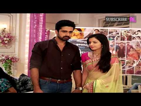 On location of serial Iss Pyaar Ko Kya Naam Doon | 7th May Part...