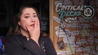 Critical Recap -- Episode 84: Titles and Tattoos