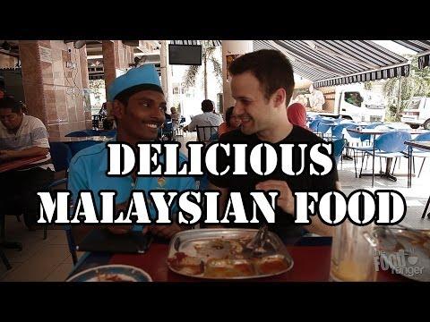 Muslim Meals in Kuala Lumpur, Malaysia | Roti Pisang | The Food Ranger