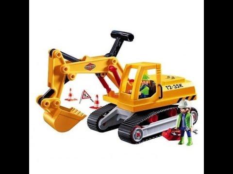 excavadoras de juguetes infantiles