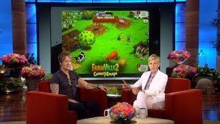 Keith Urban Talks 'FarmVille 2: Country Escape