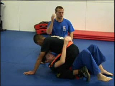 Pro-Star MMA, Full Mount Escape, Roll, Jerry Jones Grappling, Mixed Martial Arts