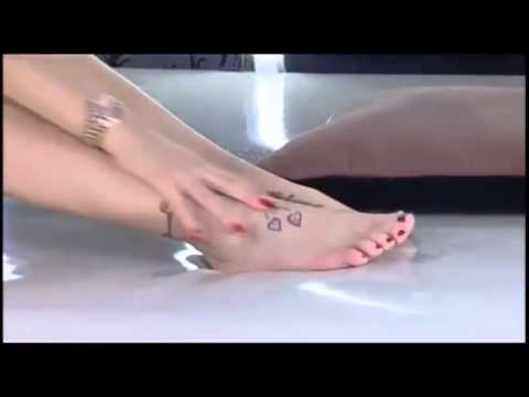 Young Girl Perfect Feet # 4 video