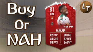 FUTMAS Zakaria!  |  Buy or Nah  |  FIFA 19 Player Review Series