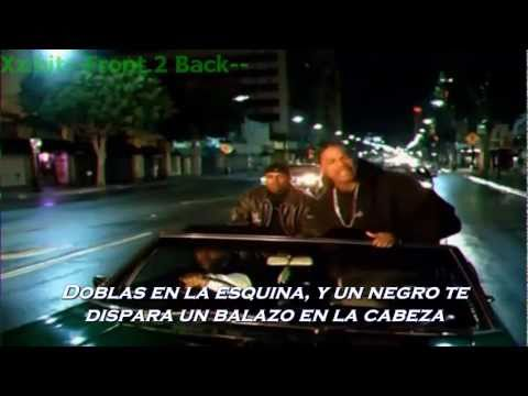 "Xzibit - ""Front 2 Back"" Subtitulado Español FULL HD"