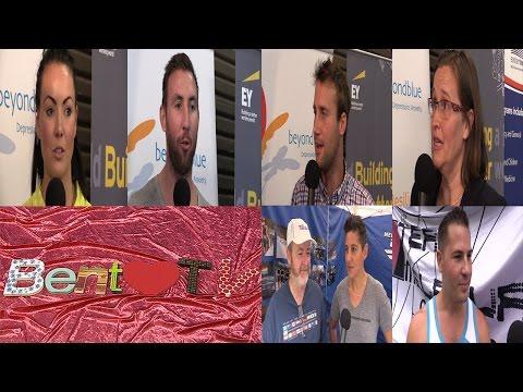 Bent TV: Pride Cup 2015 Interviews (Parts 1, 2), Team Melbourne (Argonauts, Frontrunners), 26JUN15