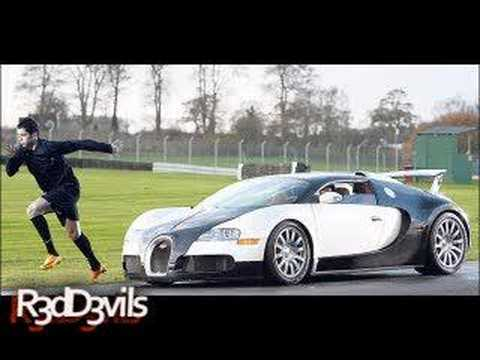 video carrera coche ilegales: