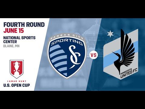 2016 Lamar Hunt U.S. Open Cup - 4th Round: Minnesota United FC vs. Sporting Kansas City
