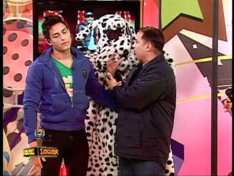 Que Locura - Arriba juventud (El perro loco) con Victor Muñoz 17/06/2012