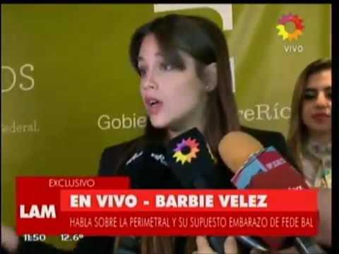 Barbie Vélez: Yo también siento que me quieren destruir