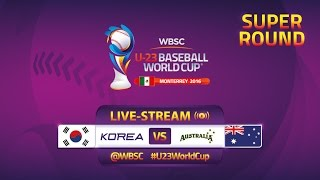 Австралия до 23 : Республика Корея до 23