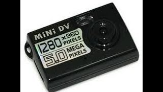 "Mini Camera ""HD Video Recorder"""
