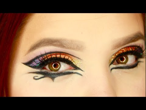 Katy Perry Dark Horse Makeup Tutorial   mayratouchofglam