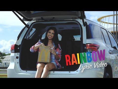 Rainbow Lyric Video