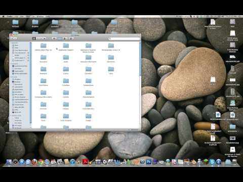 How to install the Too Many Items Mod Minecraft 1.5.2 Mac