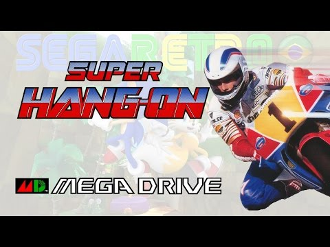 Super Hang-On - Mega Drive - Review