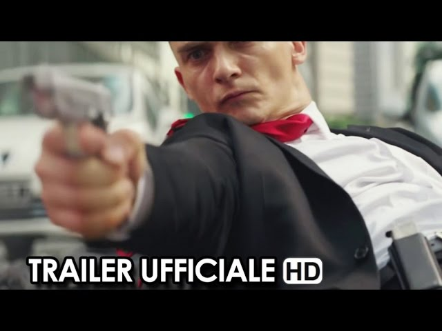 Hitman: Agent 47 Trailer Italiano 'Cut' (2015) - Rupert Friend Movie HD