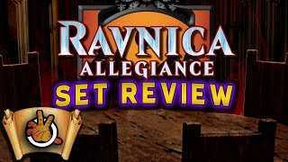 Ravnica Allegiance Set Review l The Command Zone #250 l Magic: the Gathering EDH