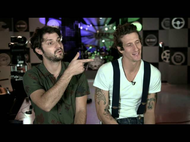 The Revivalists Interview - Big D NYE 2015 Fast Track To Fame