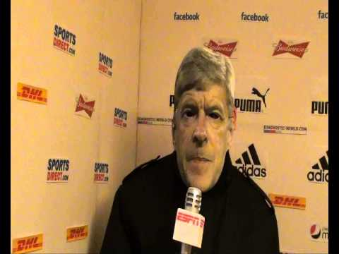 Swansea 2-2 Arsenal - Arsene Wenger