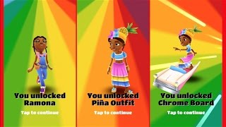Subway Surfers Havana!