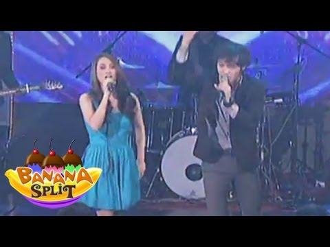 Kean Cipriano And Eunice Jorge Sing islands In The Stream video