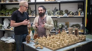 Weta Workshop Sculptor's Labyrinth Model