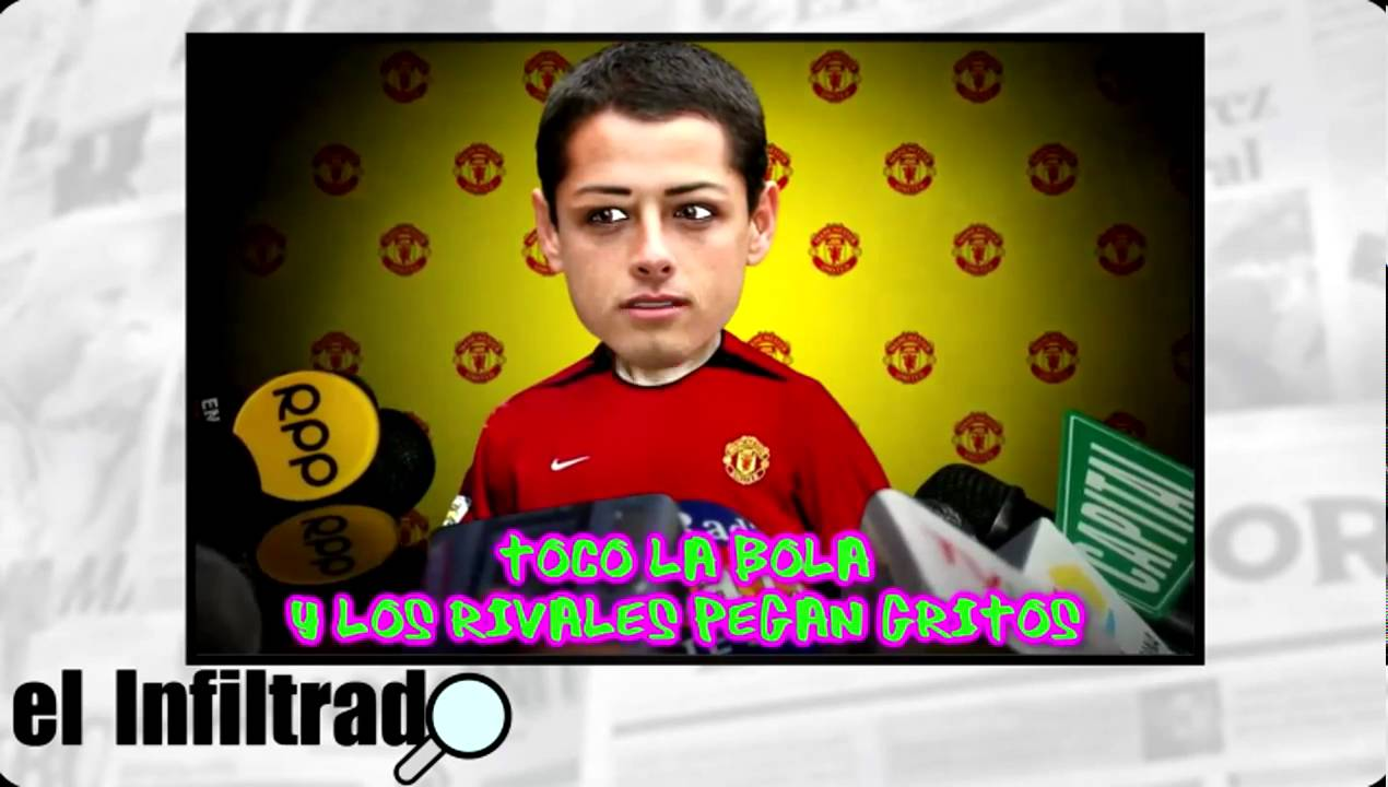 el Chicharito Del Rap