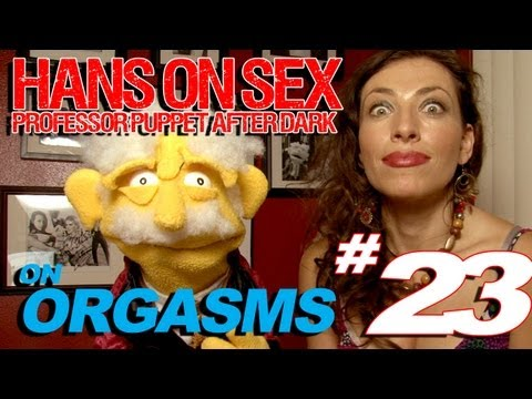 Hans On Sex #23 - Female Orgasms And How To Get Them video