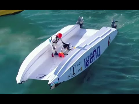 Gold Coast XCAT Powerboat Grand Prix highlights 2015