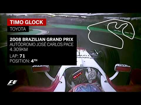 Timo Glock's Dramatic Final Lap | 2008 Brazil Grand Prix
