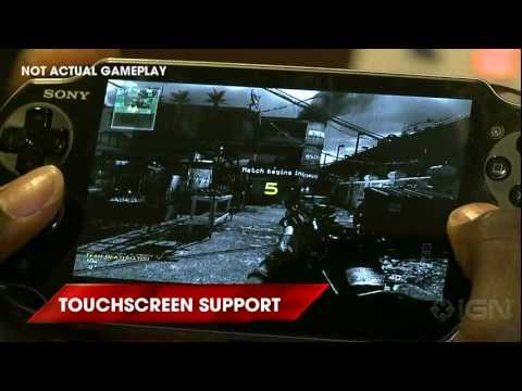 Call of Duty Vita Wishlist - Building the Perfect Experience