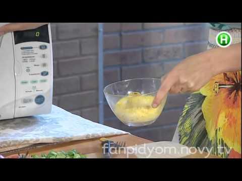 Как приготовить яйца в микроволновке - видео