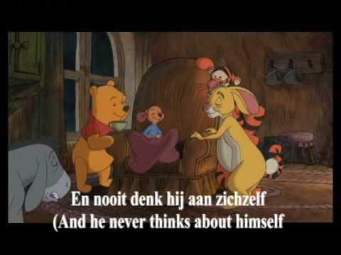 Piglet's Big Movie - The More I Look Inside (Dutch) Subs&Trans