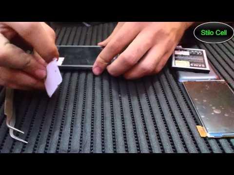Como trocar touch do Samsung Galaxy Ace 4 SMG313/SMG316