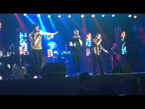 Take That Live In Singapore 2016 - Relight My Fire