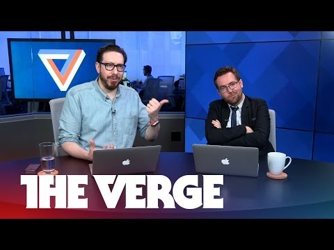 The Verge Live: Google I/O 2014 and Android L