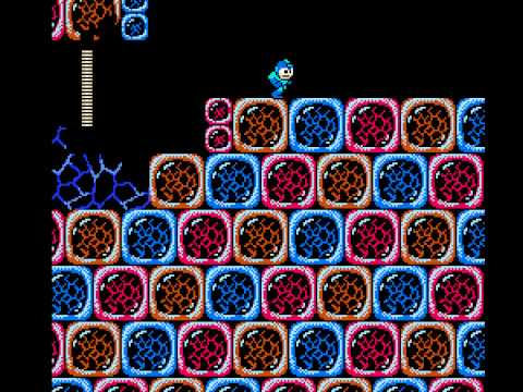 Misc Computer Games - Megaman 3 - Geminiman