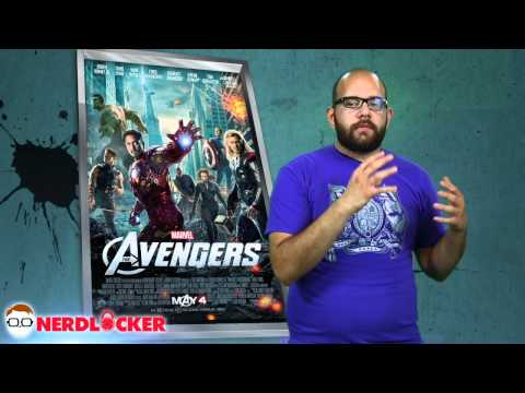 Nerdlocker Movie Review - Marvel's The Avengers