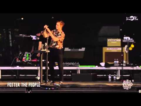 Foster The People Live at Lollapalooza 2014 [Part 2]